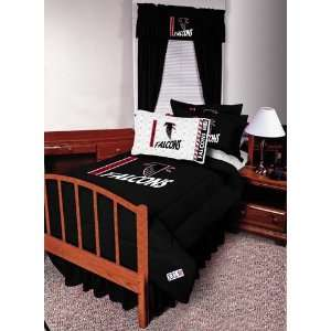 NFL Atlanta Falcons Complete Bedding Set Twin Size  Sports