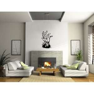 Zombie Hand Wall Decal Sticker Large Horror Evil Cool