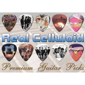 The Band Premium Guitar Picks X 10 (0) Musical