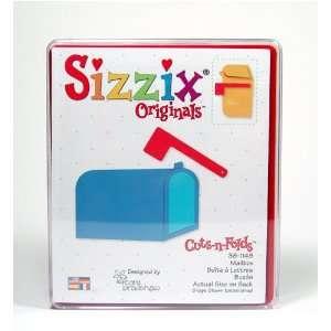Sizzix Originals Die Large Mailbox bolte & lettres