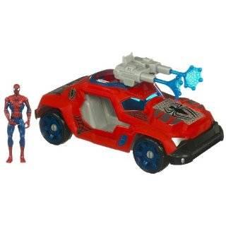 Spider Man Battle Action Web Rocket Spider Car Toys