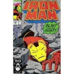 Iron Man, Vol. 1, No. 267, April 1991 [Comic]