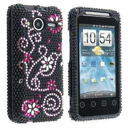 Diamond Protective Case for HTC EVO Shift 4G