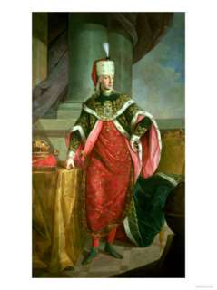 Emperor Francis I (1708 65) Holy Roman Emperor, Wearing Official Robes
