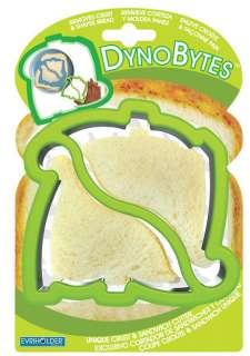 DynoBytes Stainless Steel Crust/Sandwich Cutter  Dino