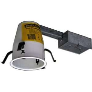 four inch universal airtight remodel housing