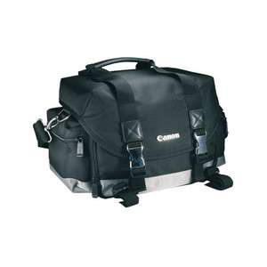 Canon 200DG Digital Camera Gadget Bag  Black  Mint condition