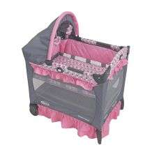 Graco Travel Lite Crib in Ally  Overstock