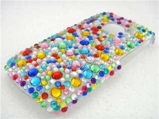 BLING RHINESTONE DIAMOND HARD CASE COVER FOR NOKIA C3