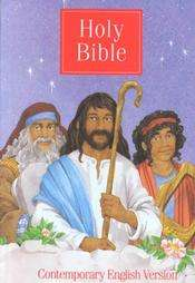 Holy Bible Contemporary English Version Childrens