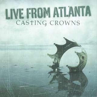 Live From Atlanta (Includes DVD), Casting Crowns Christian / Gospel