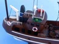 Fishing Impossible 19 Model Fishing Boat Ship