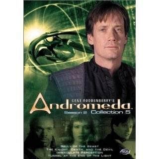 Andromeda Season 2 Collection 5 ~ Kevin Sorbo, Lisa Ryder, Lexa Doig
