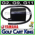 Yamaha Ignition Coil (1985 95) G2, G9, G11 Engines Golf Cart Ignitor