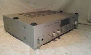 AKAI AM U33 STEREO INTEGRATED AMPLIFIER, 65 WPC WORKING,