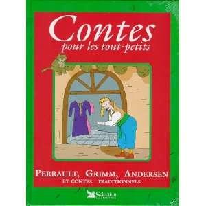 Contes pour les tout petits (9782709809313): Books