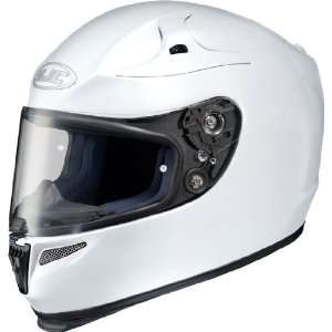 HJC RPS 10 Full Face Motorcycle Helmet White Extra Small XS 0801 0109