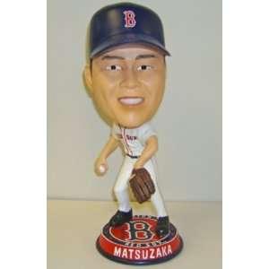 Daisuke Matsuzaka Red Sox 2008 MLB Big Head Bobble: Sports & Outdoors