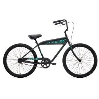 Nirve B 1 Mens Single Speed Cruiser Bike (26 Inch Wheels