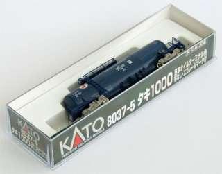 Freight Car Tank Car TAKI 1000 Japan Oil Terminal   Kato 8037 5 (N