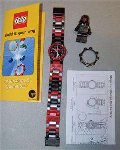 Lego Star Wars Darth Maul kids watch