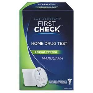 , CORP Marijuana Drug Test Kit FCD06155