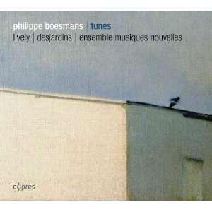 Philippe Boesmans Tunes Ensemble Musiques Nouvelles