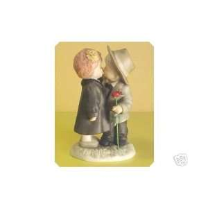 Kim Anderson Boy And Girl Hugging 630179R Home & Kitchen