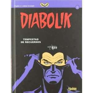 Diabolik 1 Tempestad de recuerdos / Storm memories