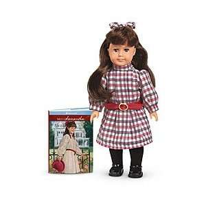 American Girl Samantha Mini Doll: Toys & Games