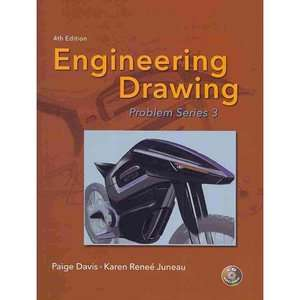 Problem Series 3 for Technical Drawing, Davis, Paige R. Textbooks