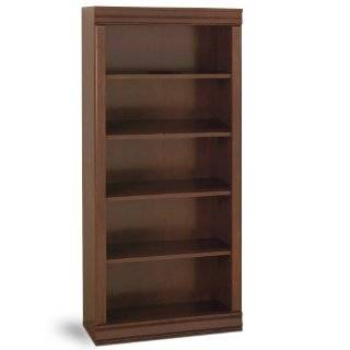 South Shore Furniture Vintage Collection, Open Library, Classic Cherry