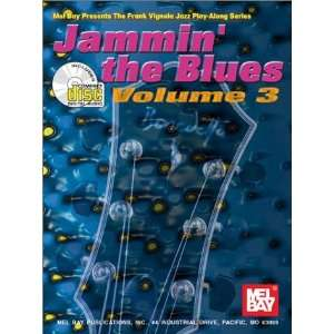 Jammin the Blues, Vol. 3 (9780786659470) Frank Vignola Books