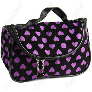Makeup Bag Cosmetics Carrying Pouch for Girl NBG 40929