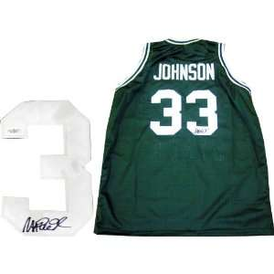 Michigan State University Spartans James Spence)   Autographed NBA