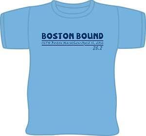Boston Marathon Qualifier T Shirt Boston Bound