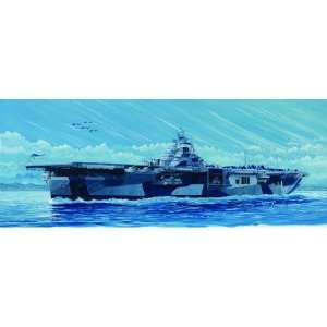 TRUMPETER SCALE MODELS   1/700 USS Franklin CV13 Aircraft