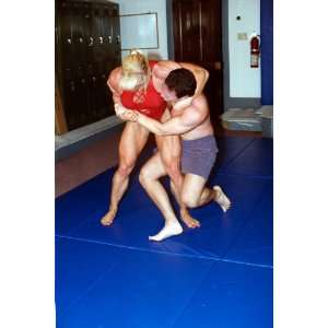 Women Wrestling DVD   Mixed Mat Action   LSP PP166