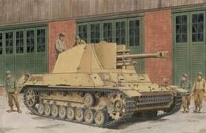 Dragon 1/35 leFH18/40/2 (Sf) auf G.W. Panzer III/IV   Smart Kit DML