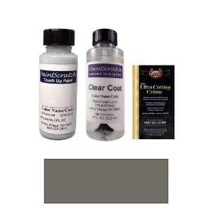 2 Oz. Twilight Gray Metallic Paint Bottle Kit for 2011