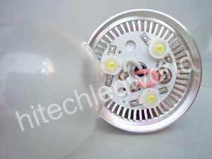 E27 3W SCREW BASE COOL WHITE LED Light LAMP BULB 3W HOT