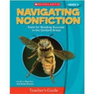 78294 4 Navigating Nonfiction Grade 3 Teachers Guide