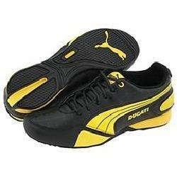 Puma Motorazzo Ducati Black/Fluo Yellow