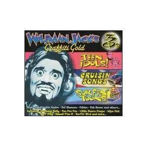 com Wolfman Jacks Graffiti Gold Teen Idols Various Artists Music