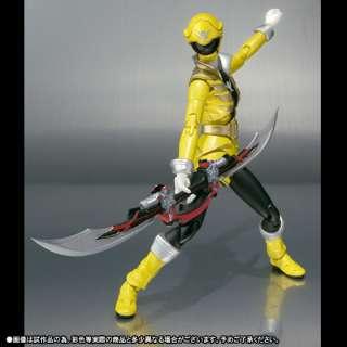 Bandai SHF S.H. Figuarts Kaizoku Sentai Gokaiger Gokai yellow