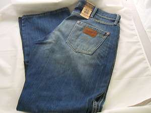 WRANGLER RETRO JASON ALDEAN JEAN JEANS RELAXED BOOT CUT SLIGHTLY