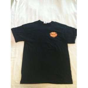 Night Ranger 2004 World Tour Black T shirt   Medium