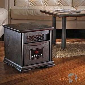 Dynamic Infrared Quartz Heater