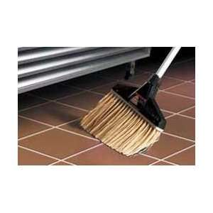 O Cedar 91284 Angle Broom   Unflagged Bristles Health