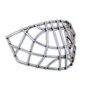 Certified Stainless Steel Hockey Goalie Cage   2009 Sports & Outdoors